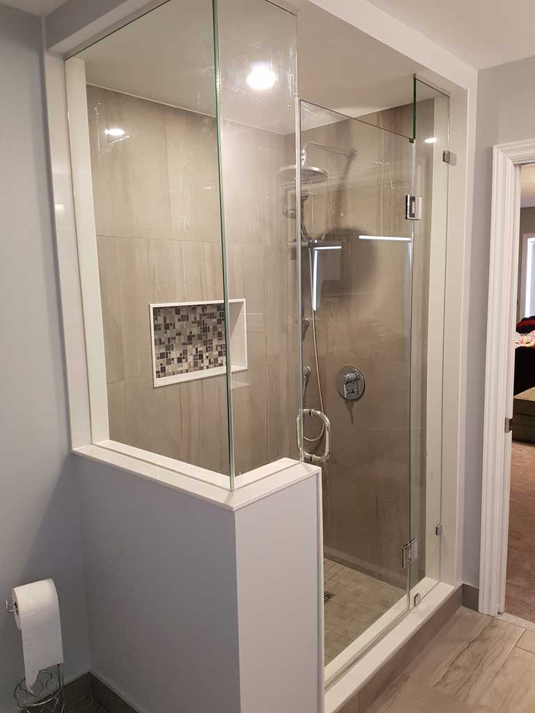 Durham Bathroom Renovation - Project Gallery